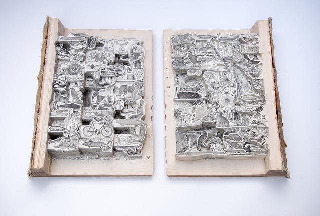 , 'Merriam Webster 1906,' 2018, Russo Lee Gallery