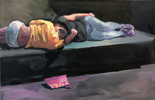 , 'One 'Sun I',' 2018, Gudberg Nerger