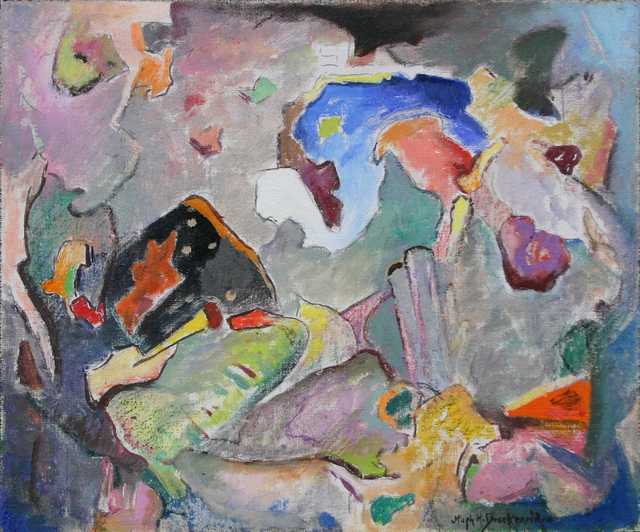 , 'Abstraction,' 1925, Avery Galleries