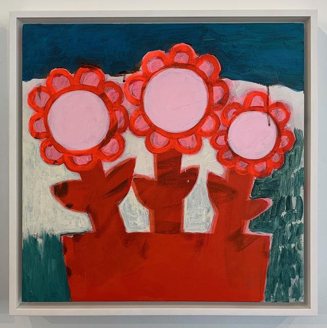 , 'Chunky Flowers II,' 2019, Geary
