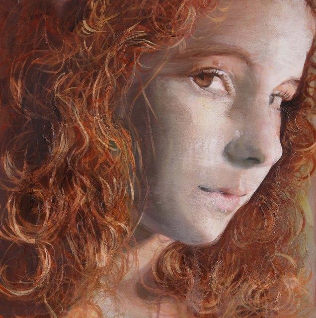 , 'Claudia,' 2013, Galleria Russo