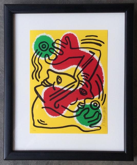 , 'Untitled (United Nations International Volunteer Day),' 1988, Joseph Fine Art LONDON