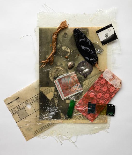 , 'Alien Ambassador, Souvenir (Rope),' 1982, The Box