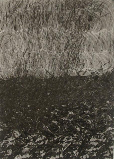 , 'Untitled 14 (black),' 2011, David Krut Projects