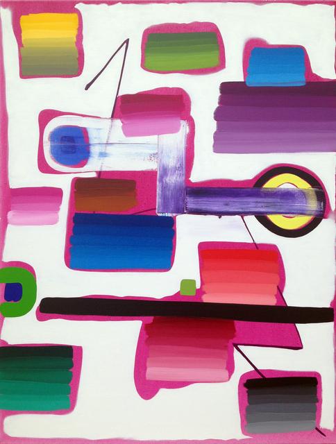 , 'Temperature Control,' 2015, Joseph Nease Gallery