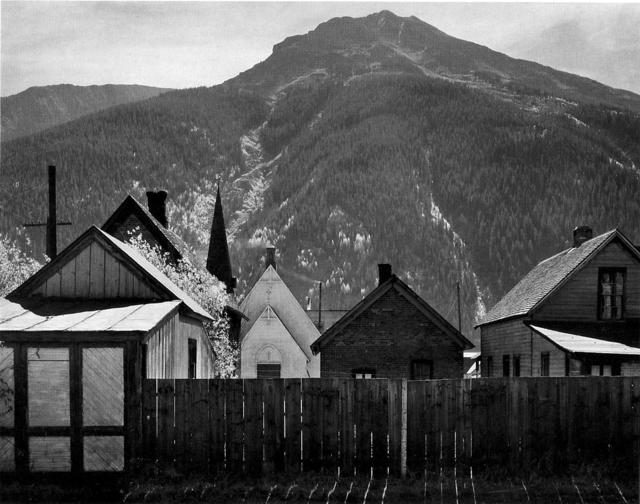 , 'Silverton, Colorado,' 1951, Weston Gallery