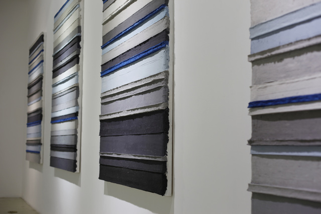 , 'Beijing Air,' 2013, Total Museum of Contemporary Art