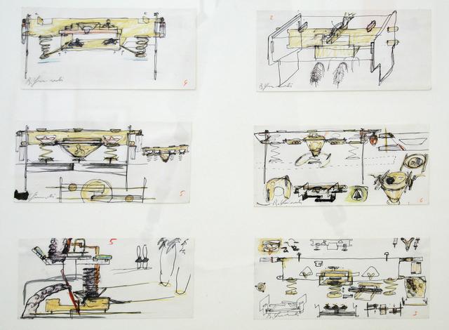 , 'Untitled,' 1980ies, Galerie Krinzinger