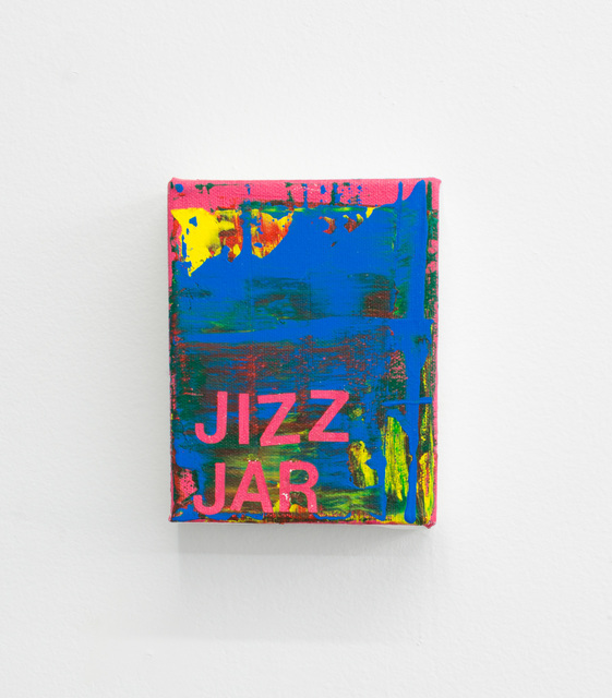 , 'Jizz Jar,' 2016, Wil Aballe Art Projects | WAAP