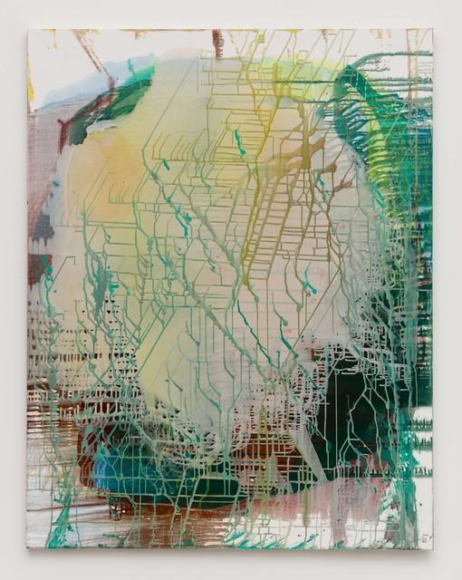 , 'Portrait (Sifter),' 2016, 11R