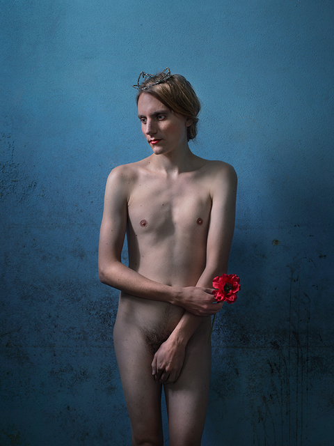 , 'Nude with Poppy,' 2017, ClampArt