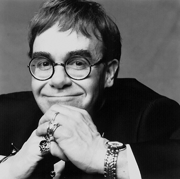 , 'Elton John, Paris,' 1992, Staley-Wise Gallery