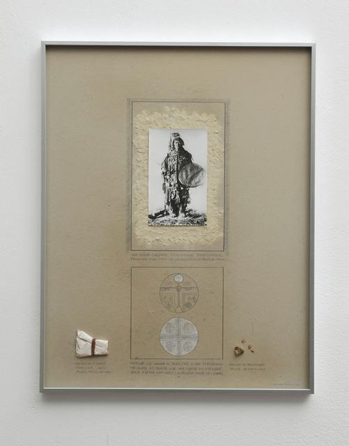 , 'Woman Shaman – TOPAK EV,' 1974, Galerie Hubert Winter