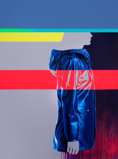 , 'Blue,' 2018, ArtLabbé Gallery
