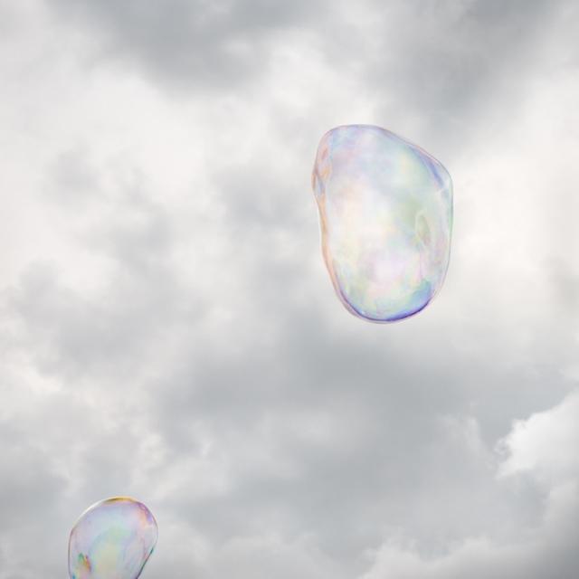 , 'Bubble No. 9,' 2014, JAYJAY