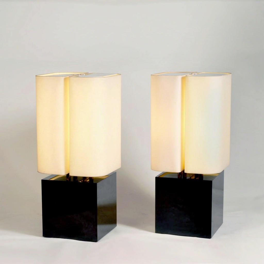 Pair of Brasilia Lamps