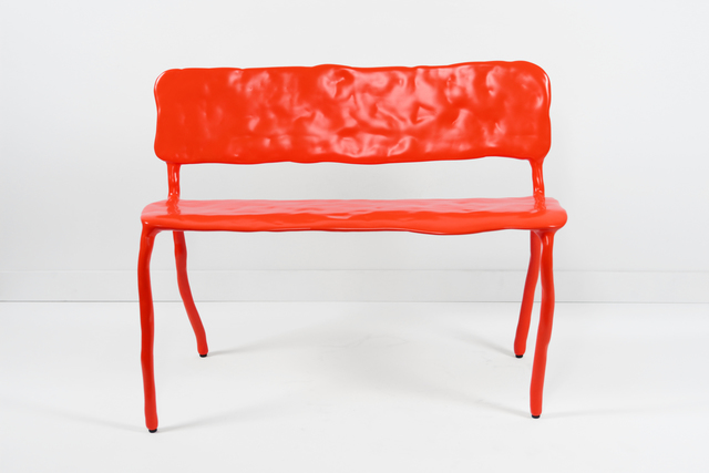 , 'Clay Bench Red,' 2006, Carpenters Workshop Gallery