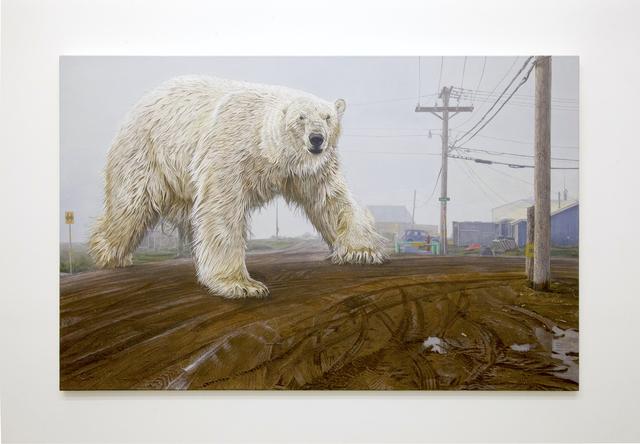 , 'Ursus Maritimus Enormis,' 2015, Jonathan LeVine Projects