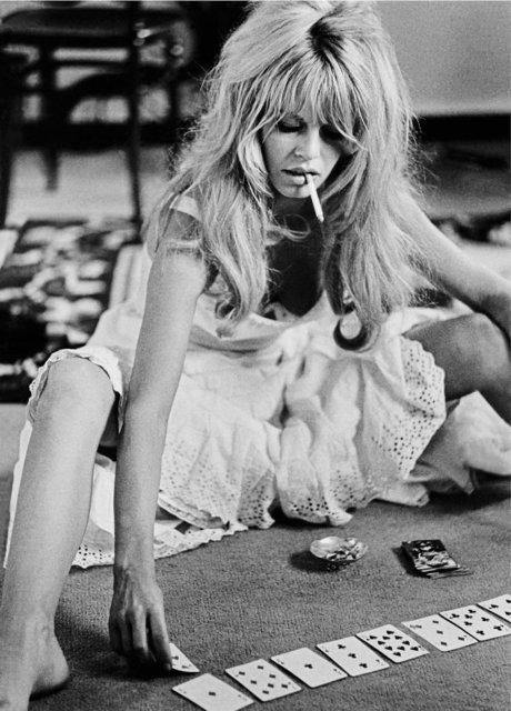 , 'Brigitte Bardot Playing Cards,' 1965, Box Galleries