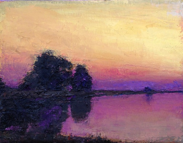 , 'Lazy River,' 2010-2017, Eisenhauer Gallery