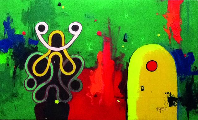 , 'Tembe anga Kibiiman 2,' 2014, SmithDavidson Gallery