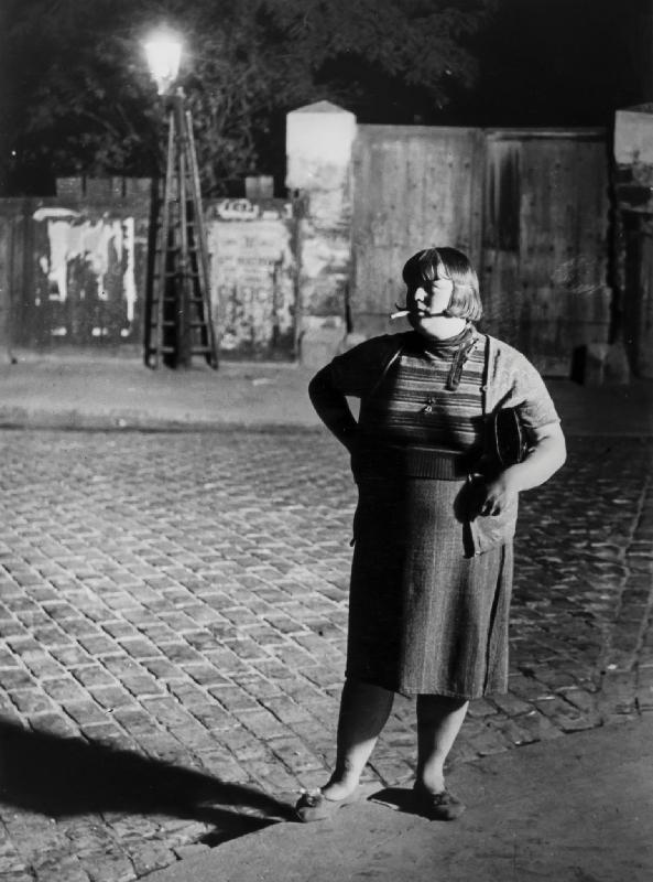 Brassaï, 'Fille de Joie, Quartier d'Italie,' 1932, Osborne Samuel