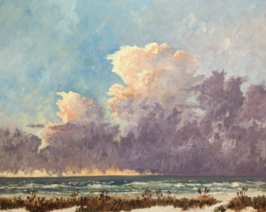 Peter Jorgen Hanson, 'Storm Line', Zenith Gallery