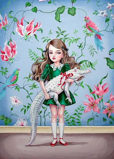 Julie Filipenko, 'My First Cat', 2019, Haven Gallery