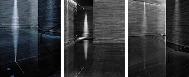 , 'Therme Vals Triptychon (Architecture by Peter Zumthor),' 2006, ammann//gallery