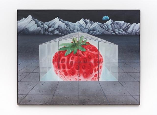 , 'Kosmisches Gewächshaus,' 1974, PPC Philipp Pflug Contemporary