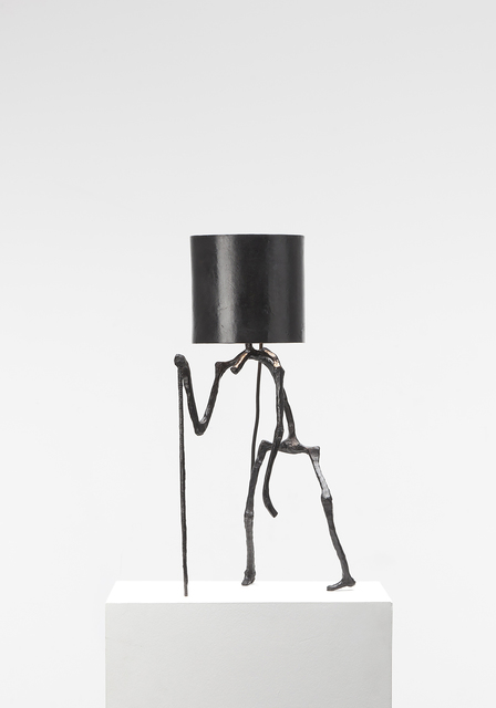 , 'Old Man Lamp,' 2018, Carpenters Workshop Gallery