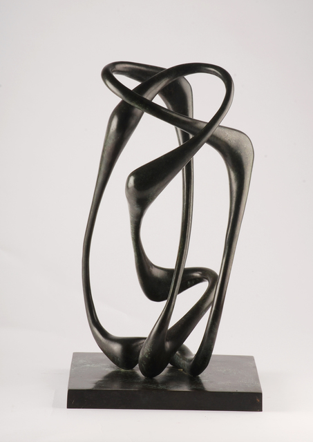 , 'Knot Thinking,' 2017, Beardsmore Gallery