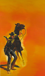 Richard Prince, 'Untitled (Cowboy),' 2012, Sotheby's: Contemporary Art Day Auction