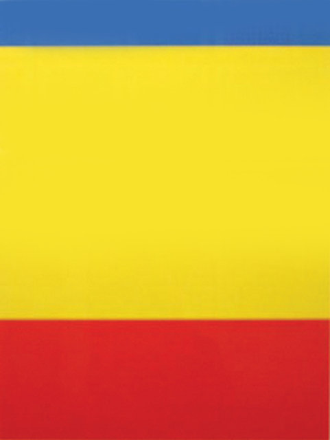 , 'Blue, Yellow, Red,' 1999, Gallery Neptune & Brown