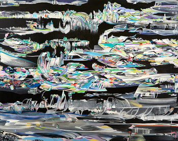 , 'Mindscape 7,' 2017, Octavia Art Gallery