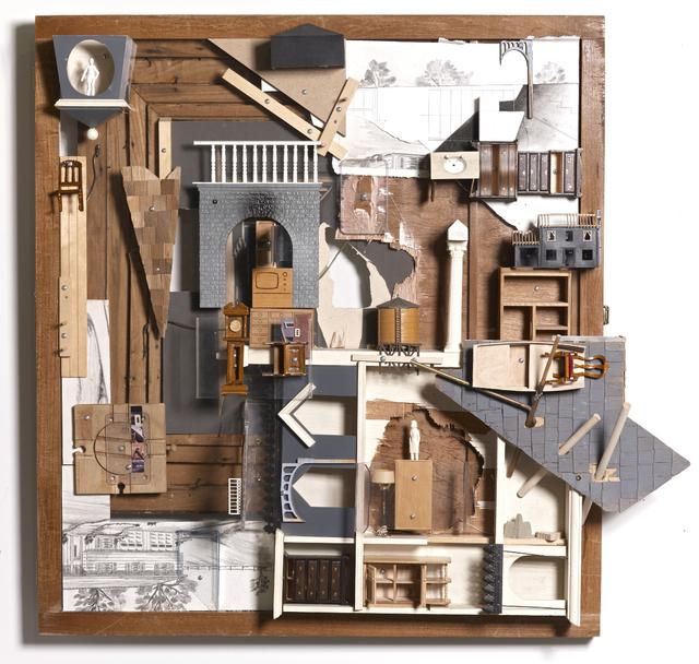 , 'City of the Crane's Eye,' 2016, Eleven Twenty Projects
