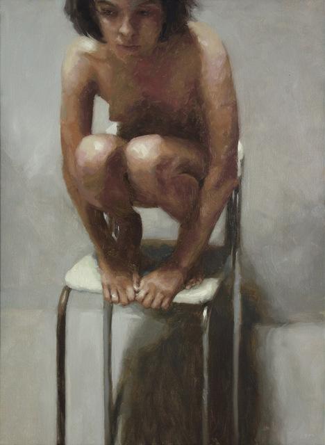 , 'Woman on Chair,' 2017, KIRK Gallery