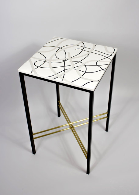 , 'Free-form side table ,' 2017, Future Icons