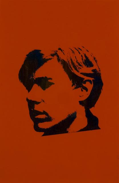 , 'Self-Portrait,' ca. 1967, Ronald Feldman Gallery
