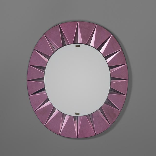 Fontana Arte, 'Rare and Important mirror', c. 1950, Wright