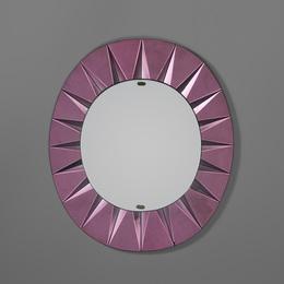 Fontana Arte, 'Rare and Important mirror,' c. 1950, Wright: Design Masterworks