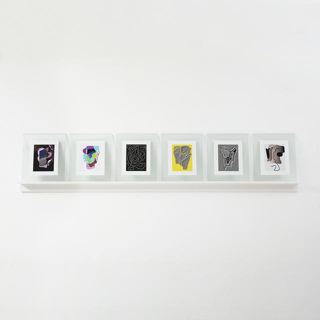 Antonio Malta Campos, 'Sem título (Conjunto 3)', 2018, Carbono Galeria