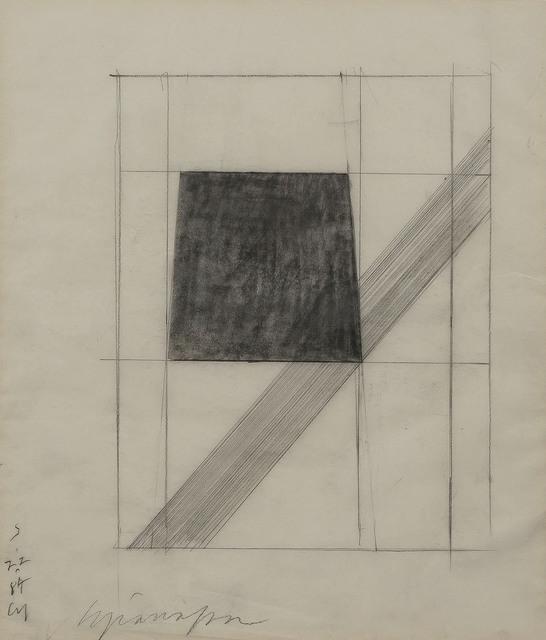 Cris Gianakos, '(i) Untitled Pyramid (ii) Untitled (iii) Untitled (iv) Untitled', Doyle
