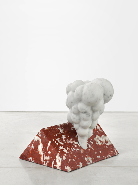 , 'Smoking Roof,' 2013, Keitelman Gallery