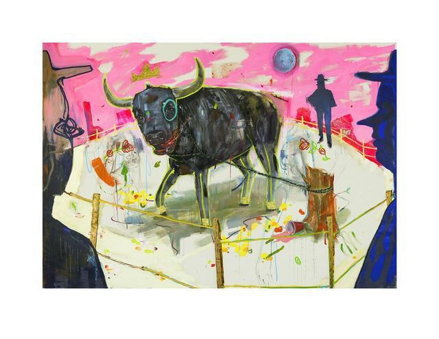 , 'Ferdinand,' 2016, The Palm Tree Gallery