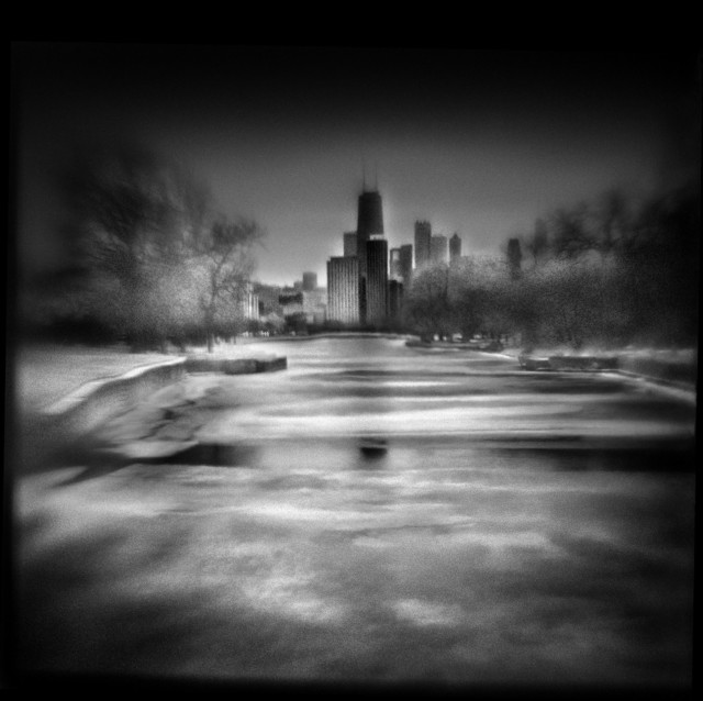 Susan Burnstine, 'Lincoln Park, 10:23AM, from 'Absence of Being'', n.d., Etherton Gallery
