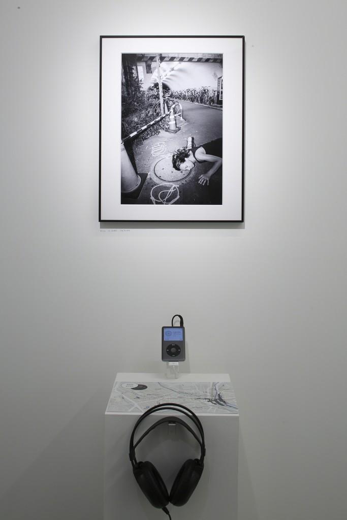 """Fuyuki Yamakawa """" Shibuya Water Witching"""" 2013"""