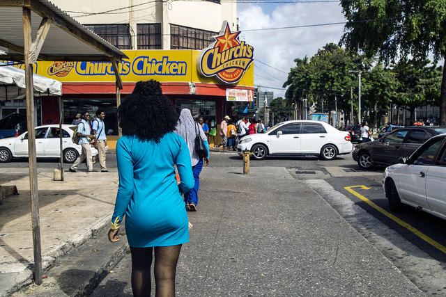 , 'Independence, Port of Spain, Trinidad & Tobago,' 2016, Carrie Able Gallery