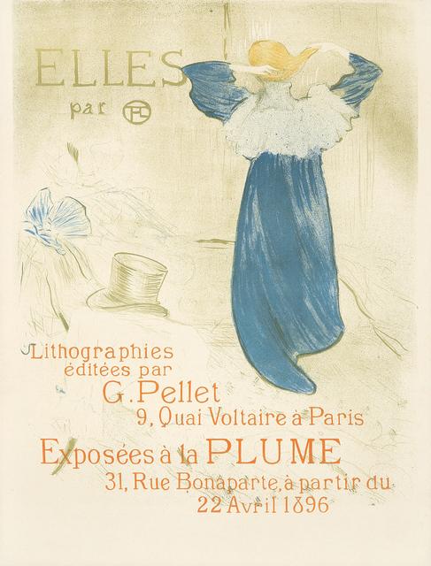 , 'Elles,' 1896, Rennert's Gallery