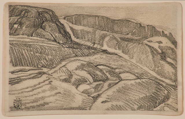 Rockwell Kent, 'Tierra del Fuego', 1924, Rago